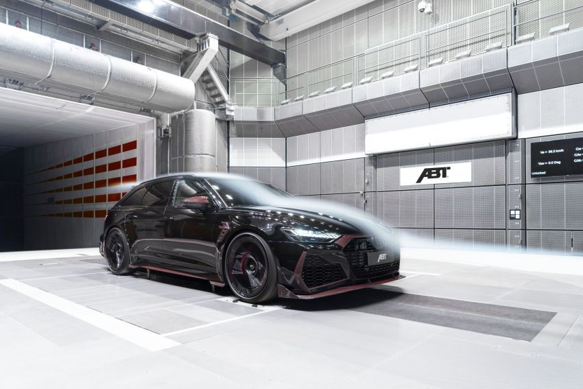 Audi RS6 Johann Abt Signature Edition – all 64 units of the ABT exclusive sold out in a week; 800 PS, 980 Nm! Image #1308042