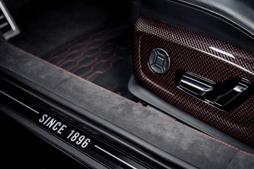 Audi RS6 Johann Abt Signature Edition – all 64 units of the ABT exclusive sold out in a week; 800 PS, 980 Nm! Image #1308043