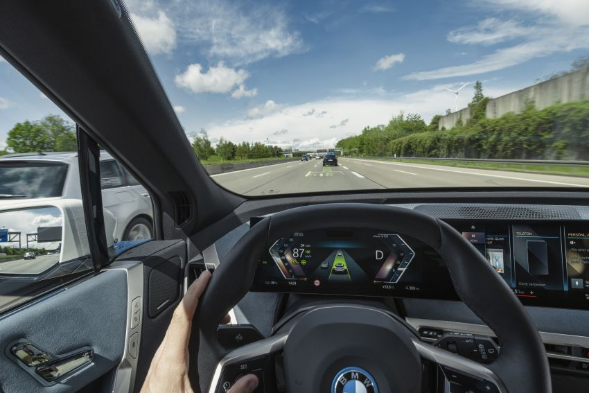 BMW iX fully detailed – power, range bumped slightly to up to 523 PS, 630 km; new M60 with over 600 PS Image #1302127