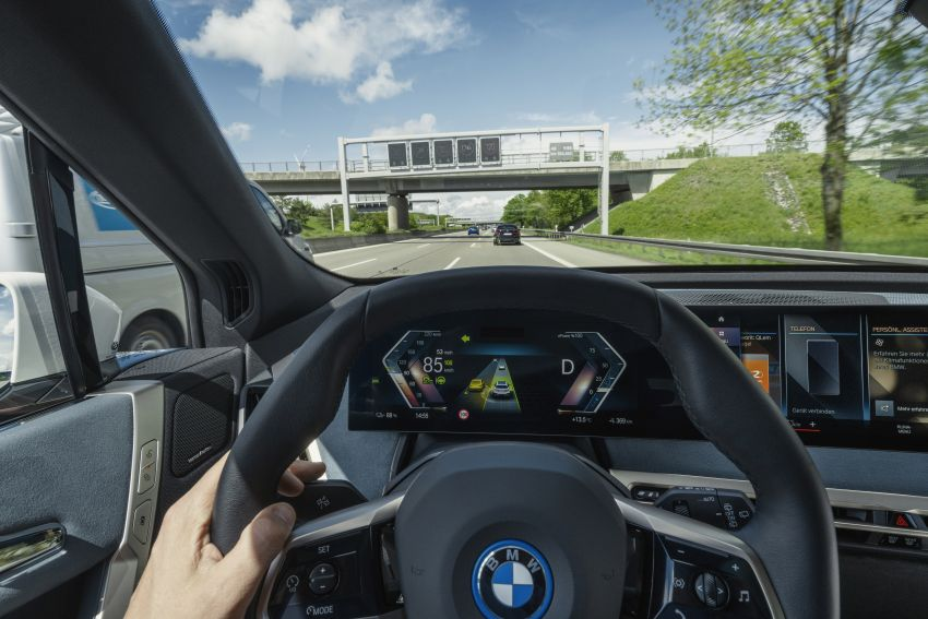 BMW iX fully detailed – power, range bumped slightly to up to 523 PS, 630 km; new M60 with over 600 PS Image #1302128