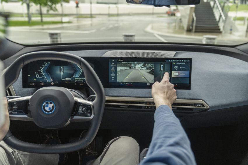 BMW iX fully detailed – power, range bumped slightly to up to 523 PS, 630 km; new M60 with over 600 PS Image #1302139