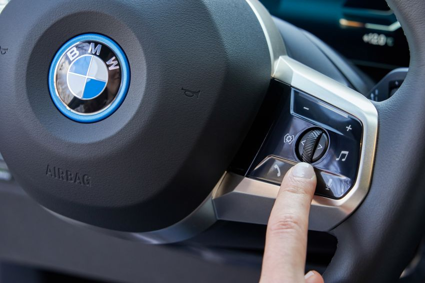 BMW iX fully detailed – power, range bumped slightly to up to 523 PS, 630 km; new M60 with over 600 PS Image #1301668