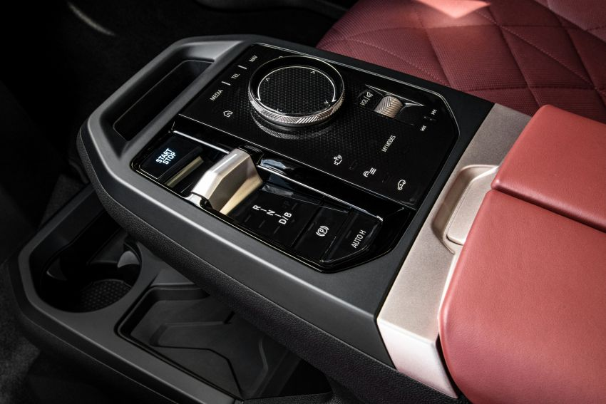 BMW iX fully detailed – power, range bumped slightly to up to 523 PS, 630 km; new M60 with over 600 PS Image #1301922