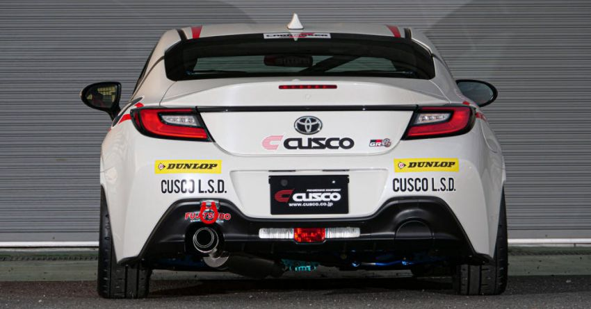 Cusco Toyota GR86 Concept – two-way LSD, coilovers Image #1304082