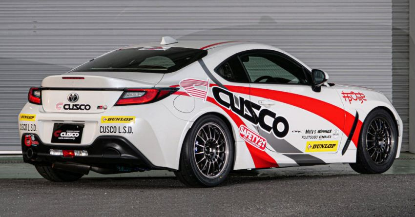 Cusco Toyota GR86 Concept – two-way LSD, coilovers Image #1304083