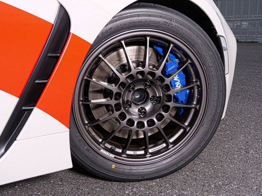 Cusco Toyota GR86 Concept – two-way LSD, coilovers Image #1304087