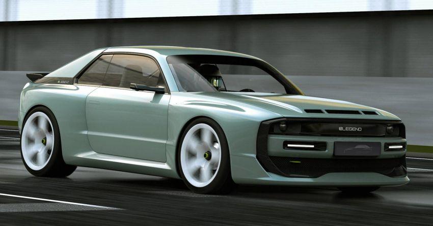 E-Legend EL1 revealed as an EV homage to the iconic Audi Quattro – 816 PS; 0-100 km/h under 2.8 seconds Image #1313058