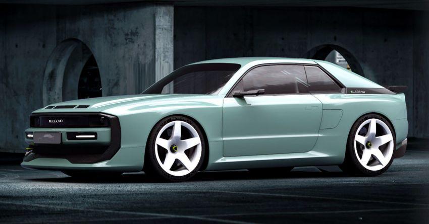 E-Legend EL1 revealed as an EV homage to the iconic Audi Quattro – 816 PS; 0-100 km/h under 2.8 seconds Image #1313067