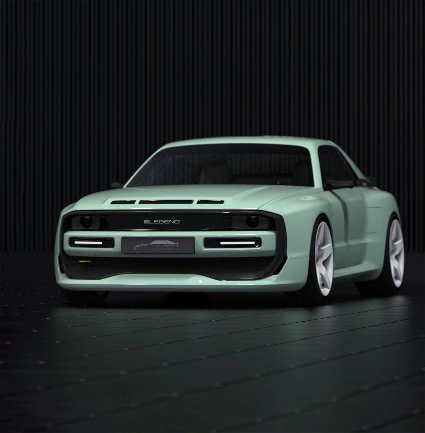 E-Legend EL1 – kereta sport elektrik inspirasi Audi Sport Quattro, 804 hp, hanya 30 unit, sekitar RM5 juta Image #1312983