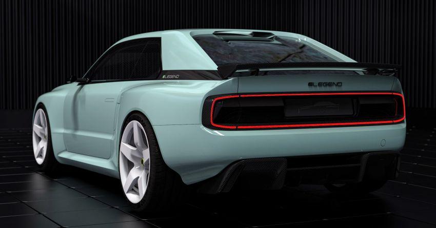 E-Legend EL1 revealed as an EV homage to the iconic Audi Quattro – 816 PS; 0-100 km/h under 2.8 seconds Image #1313068