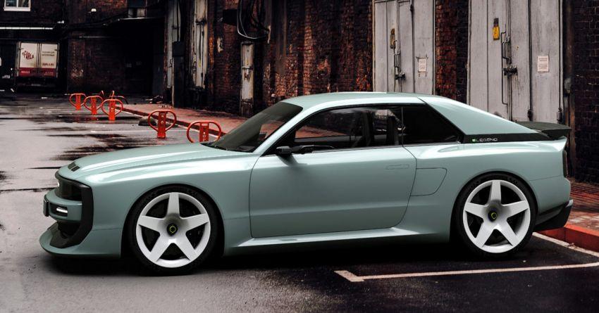 E-Legend EL1 revealed as an EV homage to the iconic Audi Quattro – 816 PS; 0-100 km/h under 2.8 seconds Image #1313069