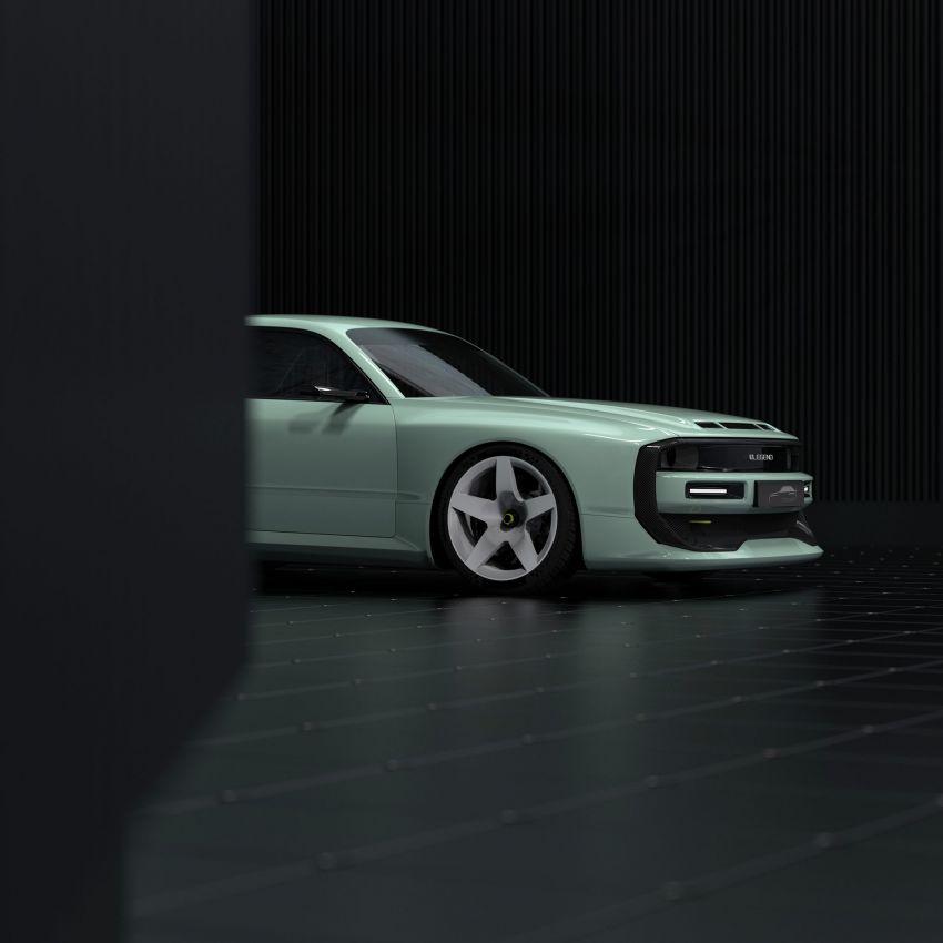E-Legend EL1 – kereta sport elektrik inspirasi Audi Sport Quattro, 804 hp, hanya 30 unit, sekitar RM5 juta Image #1312986