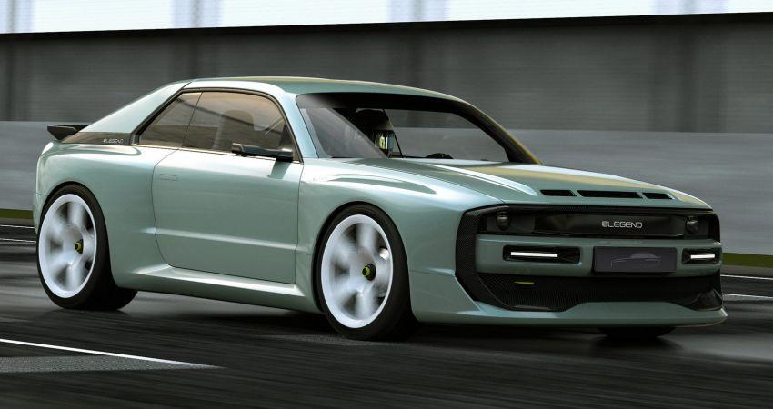 E-Legend EL1 – kereta sport elektrik inspirasi Audi Sport Quattro, 804 hp, hanya 30 unit, sekitar RM5 juta Image #1312987