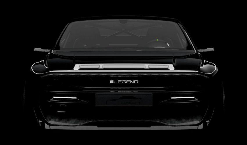 E-Legend EL1 revealed as an EV homage to the iconic Audi Quattro – 816 PS; 0-100 km/h under 2.8 seconds Image #1313071