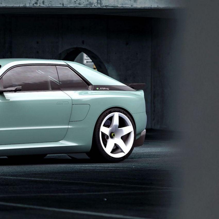 E-Legend EL1 – kereta sport elektrik inspirasi Audi Sport Quattro, 804 hp, hanya 30 unit, sekitar RM5 juta Image #1312975