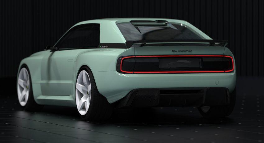 E-Legend EL1 – kereta sport elektrik inspirasi Audi Sport Quattro, 804 hp, hanya 30 unit, sekitar RM5 juta Image #1312974