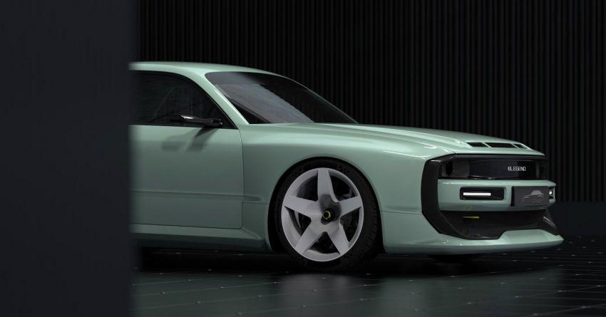 E-Legend EL1 revealed as an EV homage to the iconic Audi Quattro – 816 PS; 0-100 km/h under 2.8 seconds Image #1313061