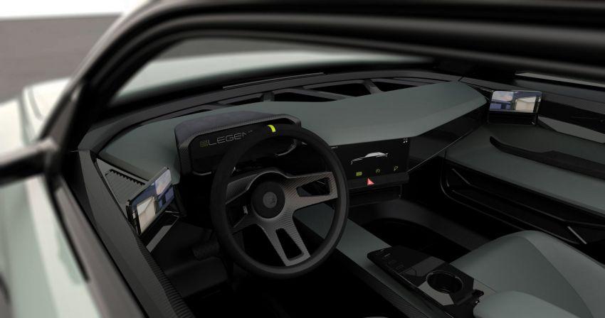 E-Legend EL1 revealed as an EV homage to the iconic Audi Quattro – 816 PS; 0-100 km/h under 2.8 seconds Image #1313062