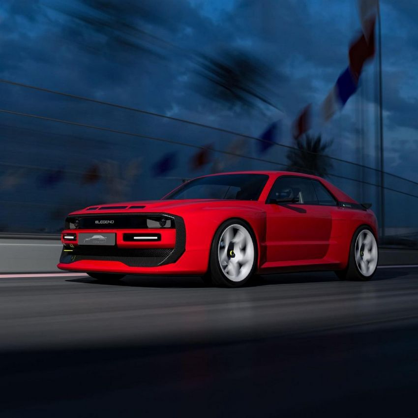E-Legend EL1 – kereta sport elektrik inspirasi Audi Sport Quattro, 804 hp, hanya 30 unit, sekitar RM5 juta Image #1312978