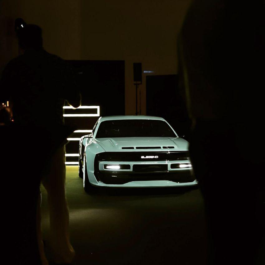 E-Legend EL1 revealed as an EV homage to the iconic Audi Quattro – 816 PS; 0-100 km/h under 2.8 seconds Image #1313063