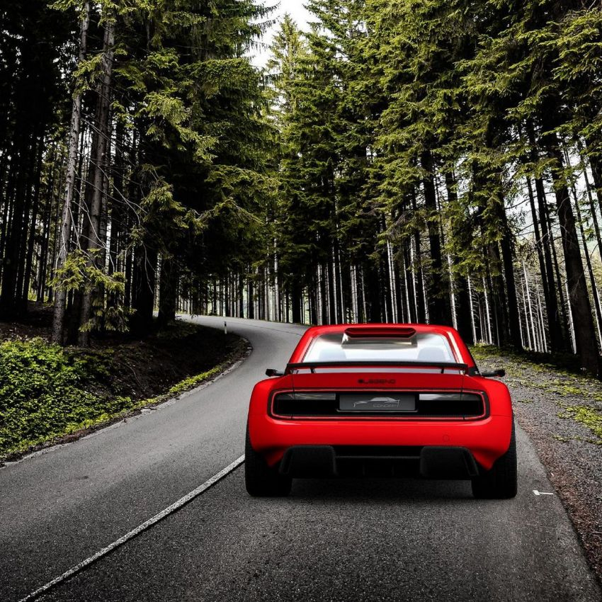 E-Legend EL1 – kereta sport elektrik inspirasi Audi Sport Quattro, 804 hp, hanya 30 unit, sekitar RM5 juta Image #1312979