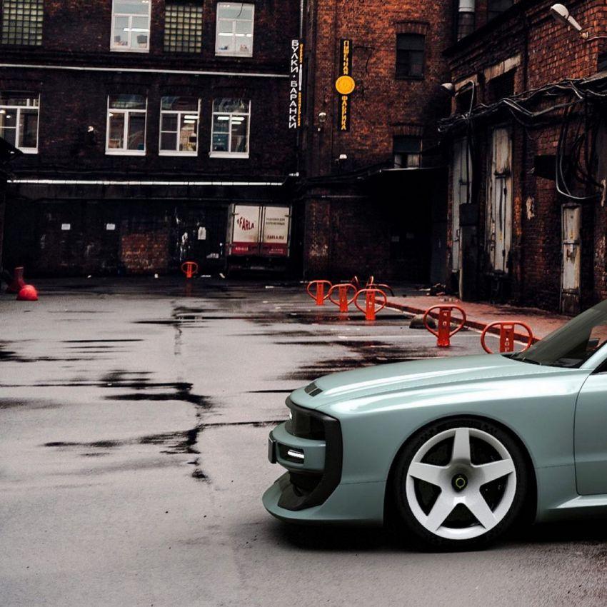 E-Legend EL1 – kereta sport elektrik inspirasi Audi Sport Quattro, 804 hp, hanya 30 unit, sekitar RM5 juta Image #1312980