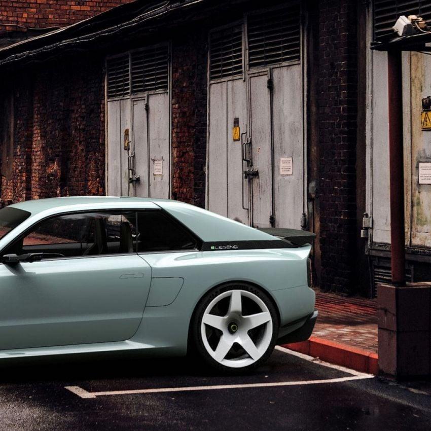 E-Legend EL1 – kereta sport elektrik inspirasi Audi Sport Quattro, 804 hp, hanya 30 unit, sekitar RM5 juta Image #1312981