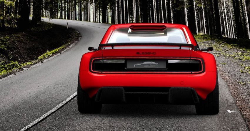 E-Legend EL1 revealed as an EV homage to the iconic Audi Quattro – 816 PS; 0-100 km/h under 2.8 seconds Image #1313066