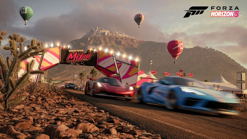 <em>Forza Horizon 5</em> revealed – set in Mexico, features Mercedes-AMG One; coming to Xbox Series X, S Nov 5 Image #1307051