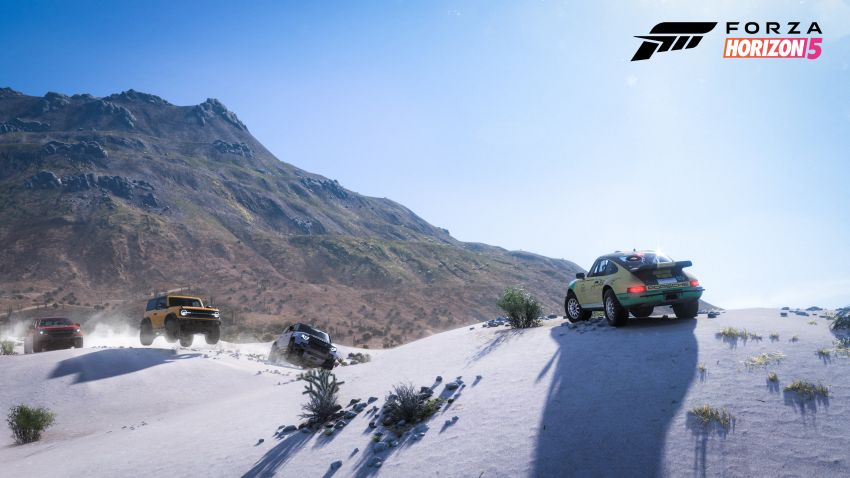 <em>Forza Horizon 5</em> revealed – set in Mexico, features Mercedes-AMG One; coming to Xbox Series X, S Nov 5 Image #1307055