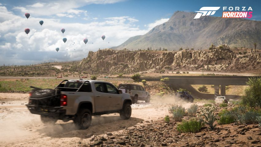 <em>Forza Horizon 5</em> revealed – set in Mexico, features Mercedes-AMG One; coming to Xbox Series X, S Nov 5 Image #1307057