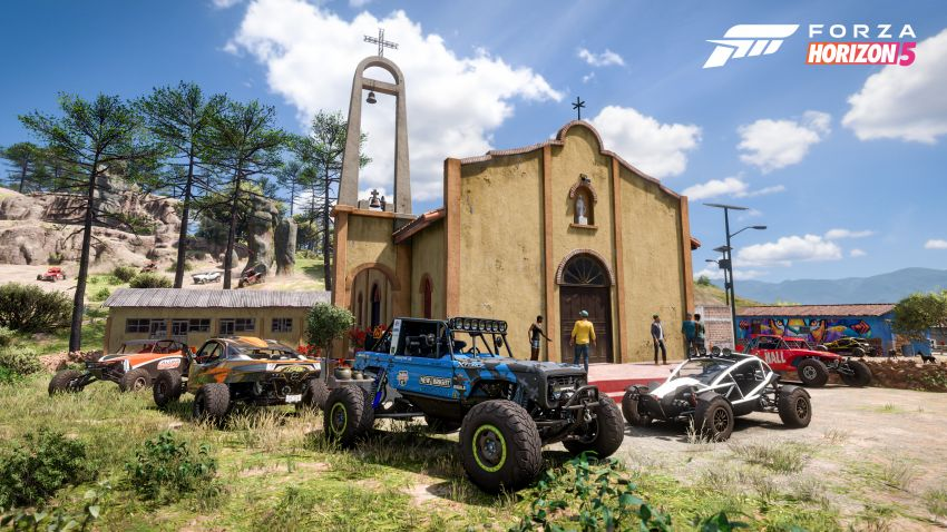 <em>Forza Horizon 5</em> revealed – set in Mexico, features Mercedes-AMG One; coming to Xbox Series X, S Nov 5 Image #1307059
