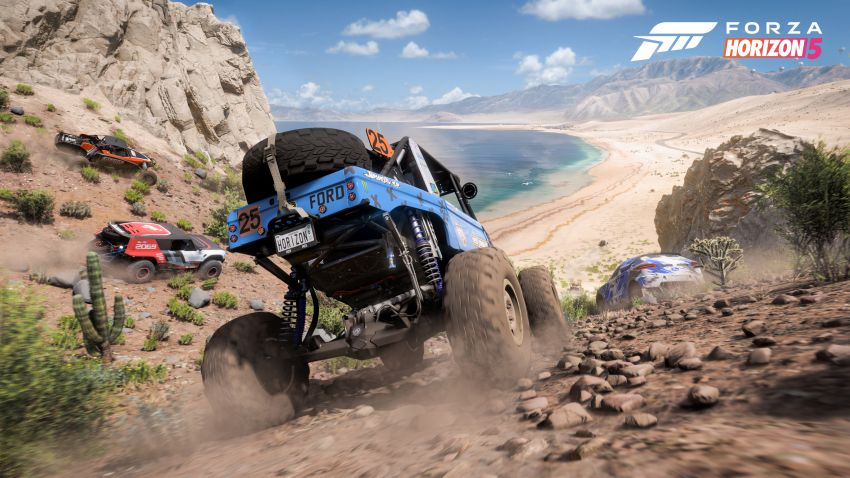 <em>Forza Horizon 5</em> revealed – set in Mexico, features Mercedes-AMG One; coming to Xbox Series X, S Nov 5 Image #1307043