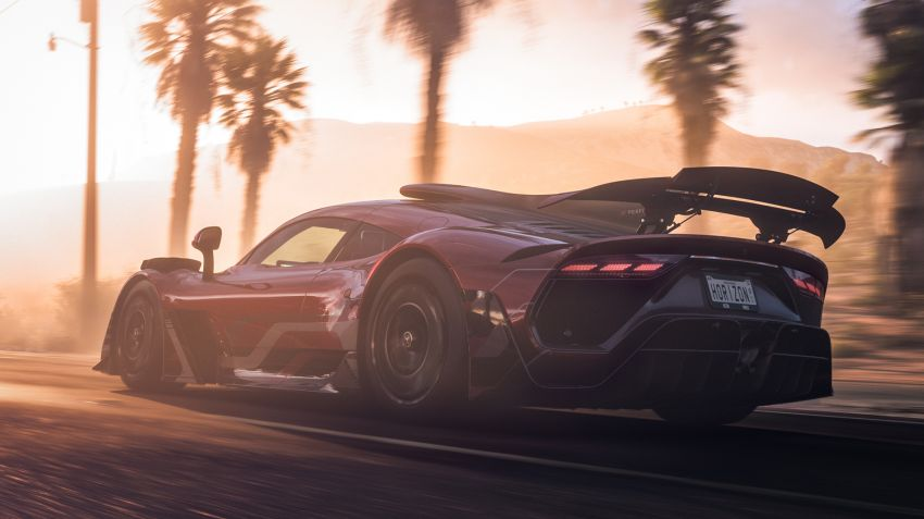 <em>Forza Horizon 5</em> revealed – set in Mexico, features Mercedes-AMG One; coming to Xbox Series X, S Nov 5 Image #1307062