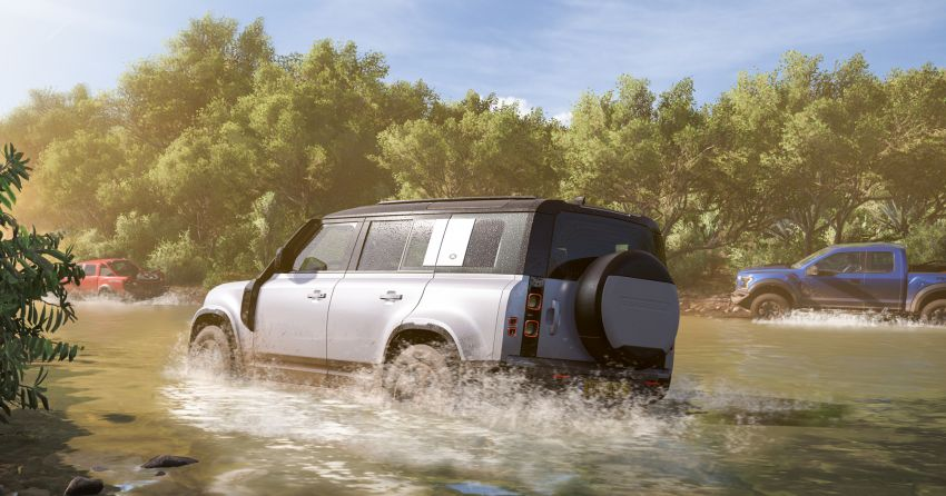 <em>Forza Horizon 5</em> revealed – set in Mexico, features Mercedes-AMG One; coming to Xbox Series X, S Nov 5 Image #1307048
