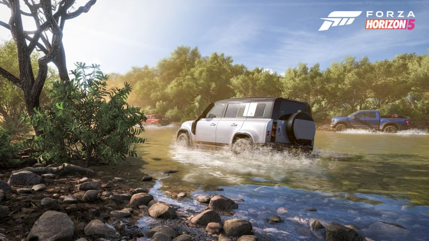 <em>Forza Horizon 5</em> revealed – set in Mexico, features Mercedes-AMG One; coming to Xbox Series X, S Nov 5 Image #1307049
