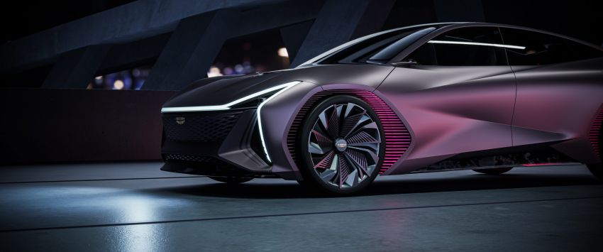 Geely Vision Starburst concept, a new design direction Image #1304528