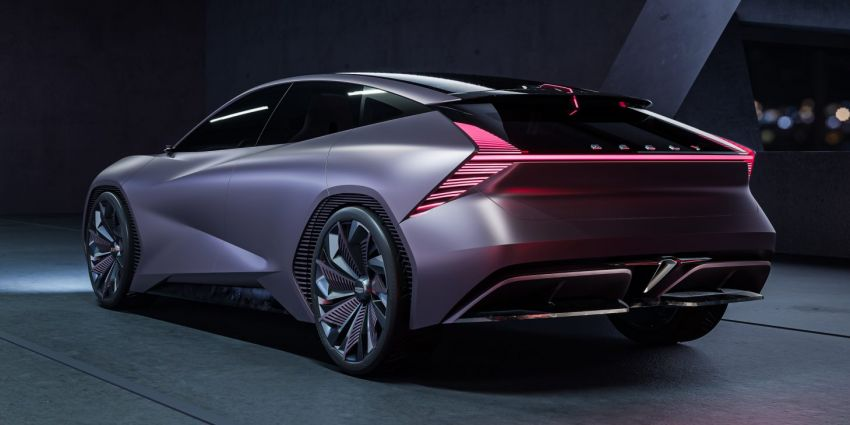 Geely Vision Starburst concept, a new design direction Image #1304538