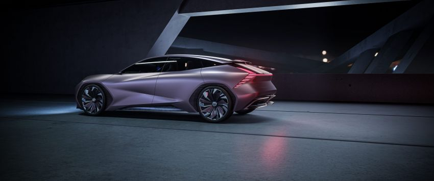 Geely Vision Starburst concept, a new design direction Image #1304539