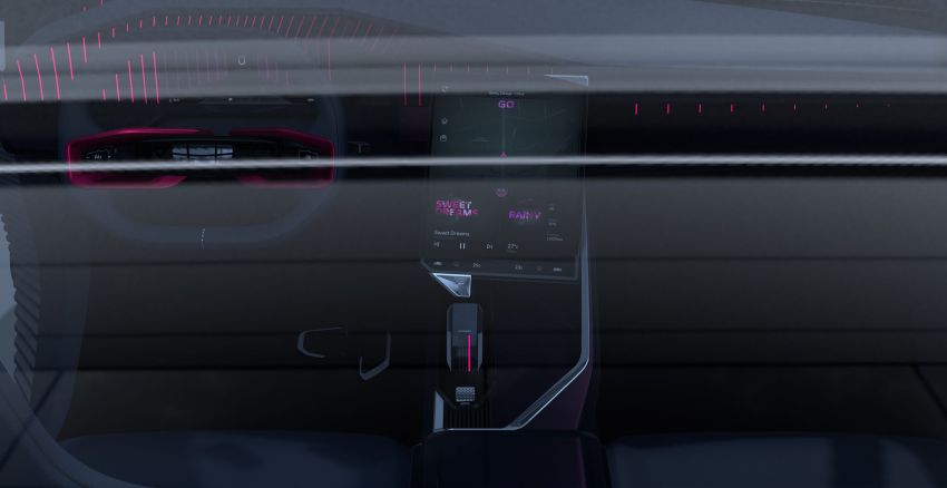 Geely Vision Starburst concept, a new design direction Image #1304541