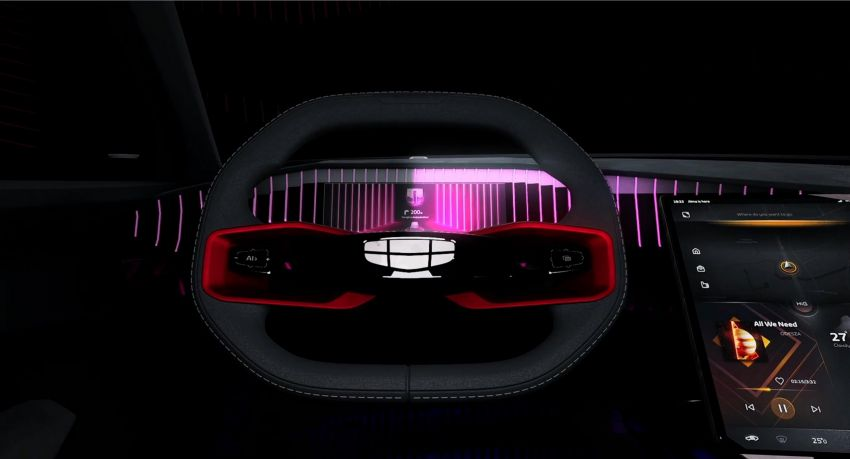 Geely Vision Starburst concept, a new design direction Image #1304542