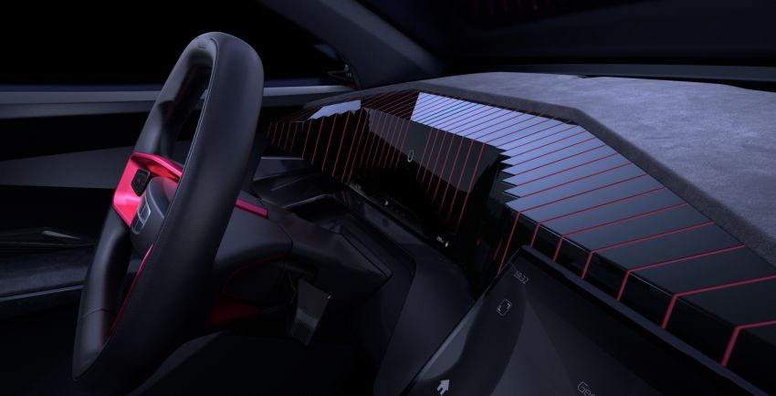 Geely Vision Starburst concept, a new design direction Image #1304543
