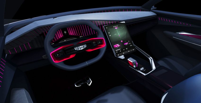 Geely Vision Starburst concept, a new design direction Image #1304545