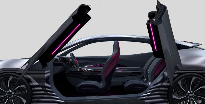 Geely Vision Starburst concept, a new design direction Image #1304549