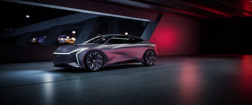 Geely Vision Starburst concept, a new design direction Image #1304534