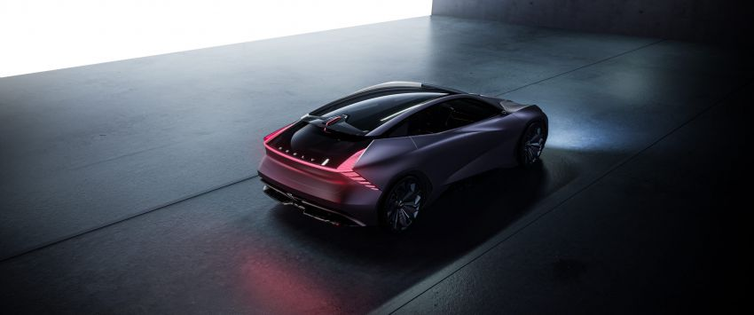 Geely Vision Starburst concept, a new design direction Image #1304535