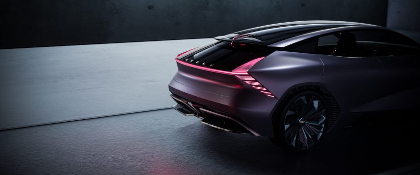 Geely Vision Starburst concept, a new design direction Image #1304536