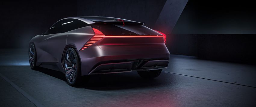 Geely Vision Starburst concept, a new design direction Image #1304537