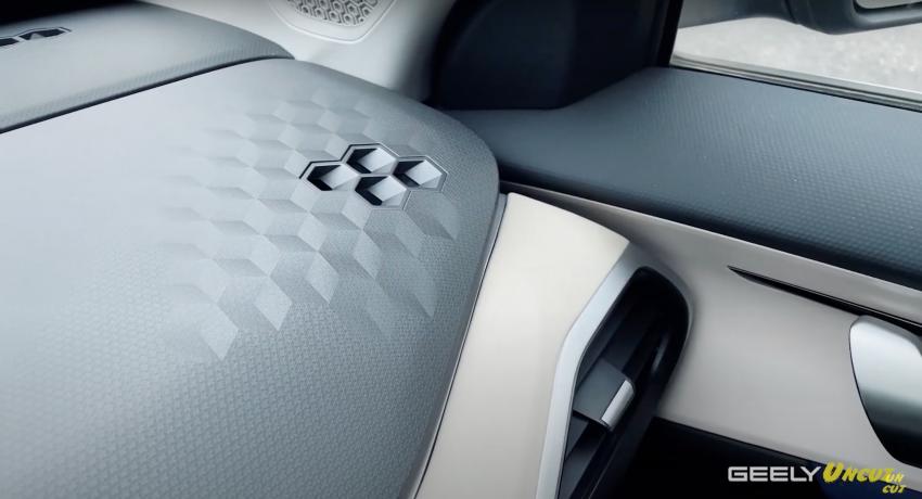 VIDEO: Geometry A Pro – sedan elektrik Geely yang dipertingkat dengan kuasa 201 hp, jarak gerak 600 km Image #1312769