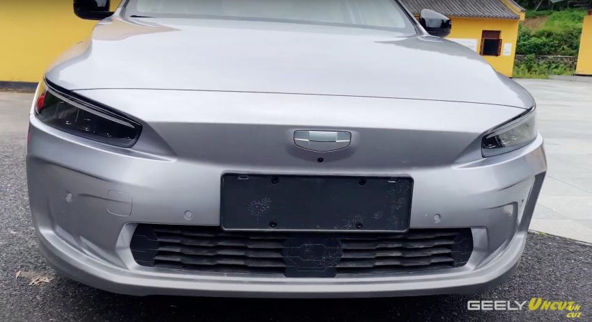 VIDEO: Geometry A Pro – Geely's improved sedan EV has more power/torque, 70 kWh batt for 600 km range Image #1312679